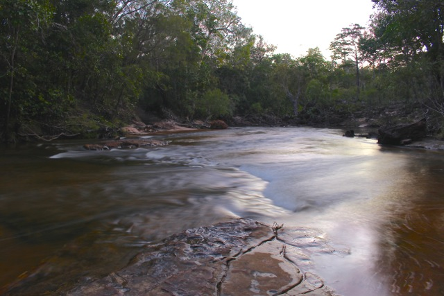 Cockatoo Creek, Old Telegraph Track, Cape York