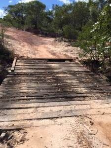Sailor Creek, Old Telegraph Track, Cape York