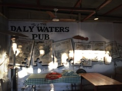 History of the Daly Waters Pub, NT
